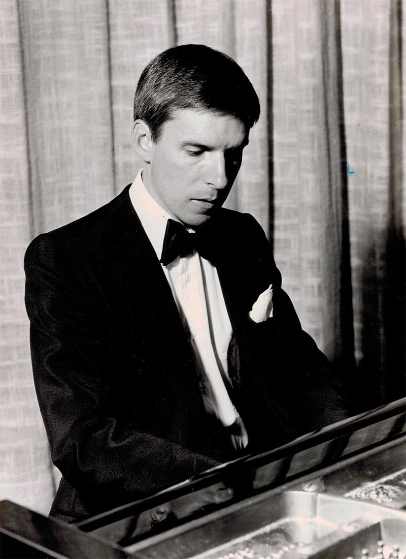 Tasker Polk, Pianist