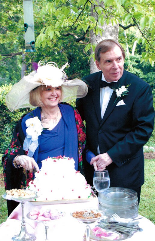 <em>Photo: Linda Kidd</em><br /> Tasker and Katherine Polk - Warrenton, NC
