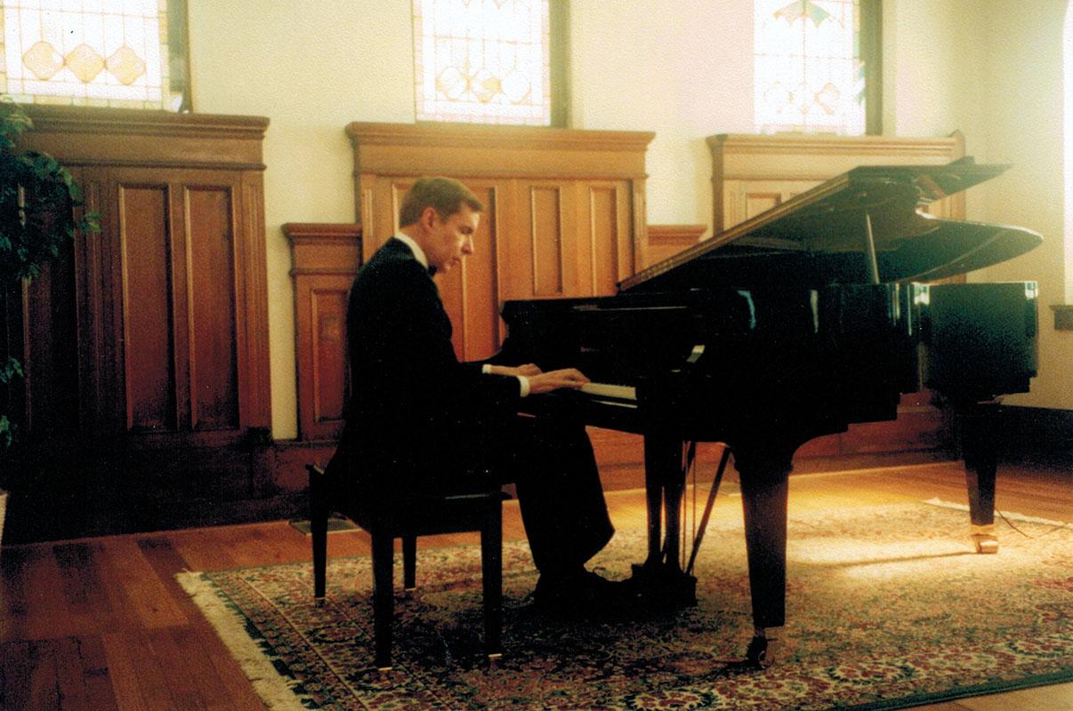 Tasker Polk, Concert Pianist